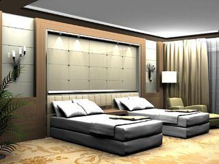 Beispiel: Zimmer, Foto: Holiday Inn Hotels.
