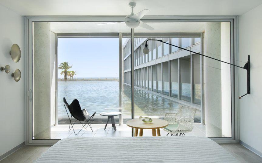 Vistas de las habitaciones Premium