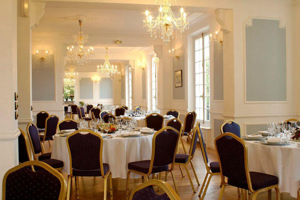 Salle de Gala du Château de Belmesnil