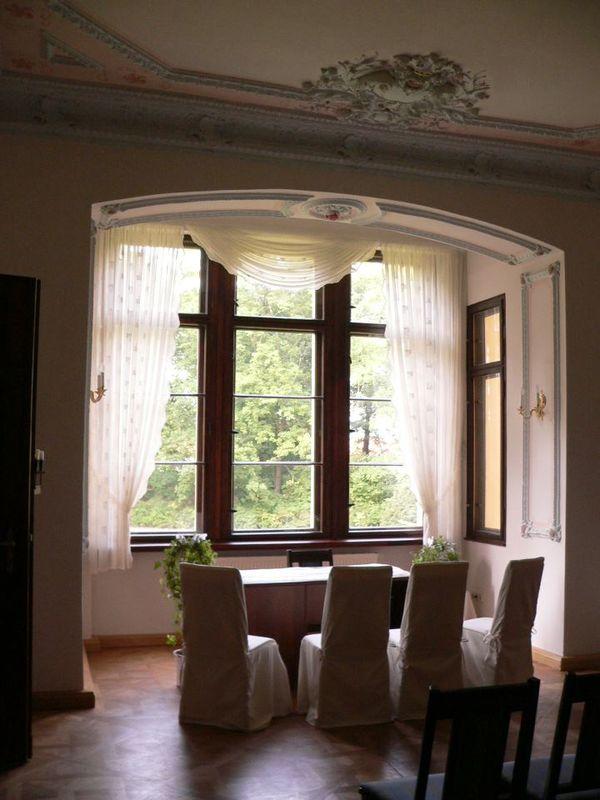 Beispiel: Standesamtliche Trauung, Foto: Schloss Kropstädt.