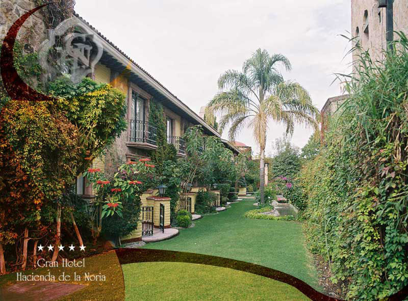 Gran Hotel Hacienda de la Noria en Aguascalientes
