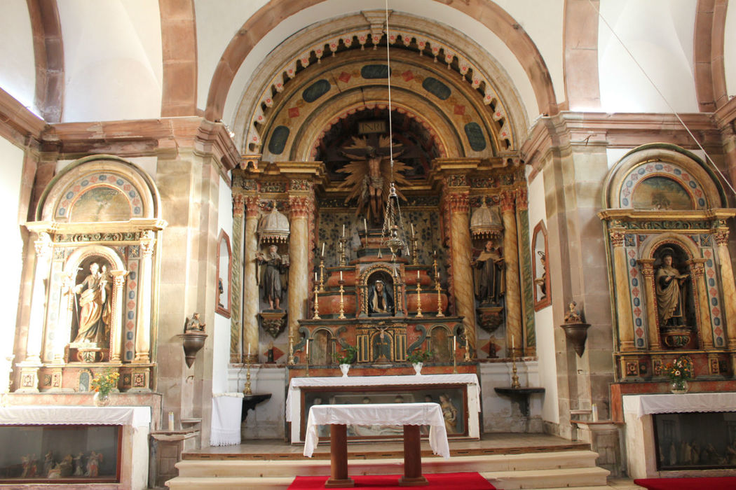 Interior - Convento de Sta. Cruz do Bussaco