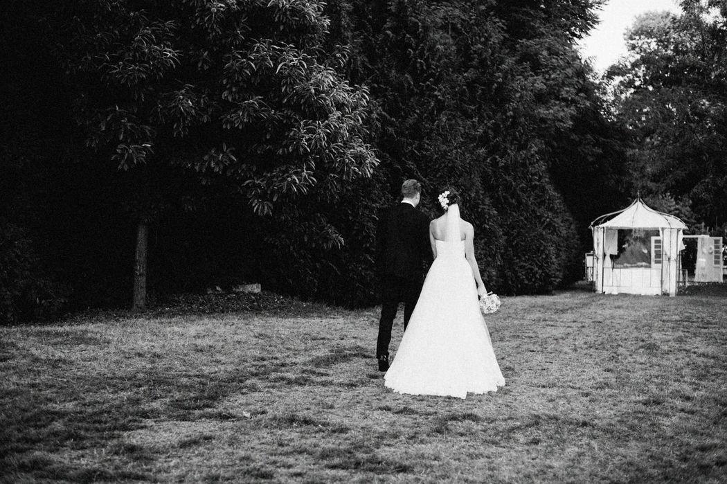 Beispiel: Ihre Hochzeit im Schloss, Foto: Ladies & Lord.