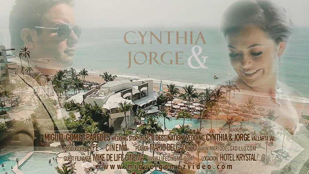 Cynthia & Jorge Puerto Vallarta Jal.