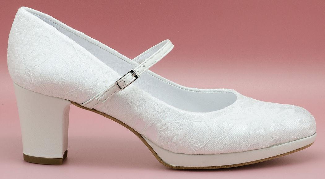 Zapato de novia enepe Ruth