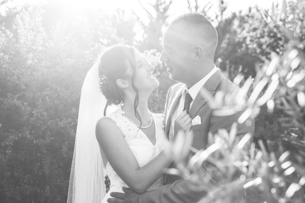 Reportage photo de mariage à Jouques, dans les Bouches du Rhône (PACA) - Brin de Photographie