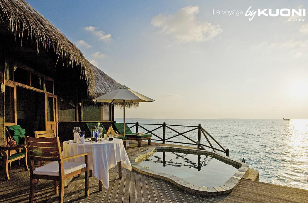 Hôtel Coco Palm Dhumi Kolhu, atoll de Baa, Maldives