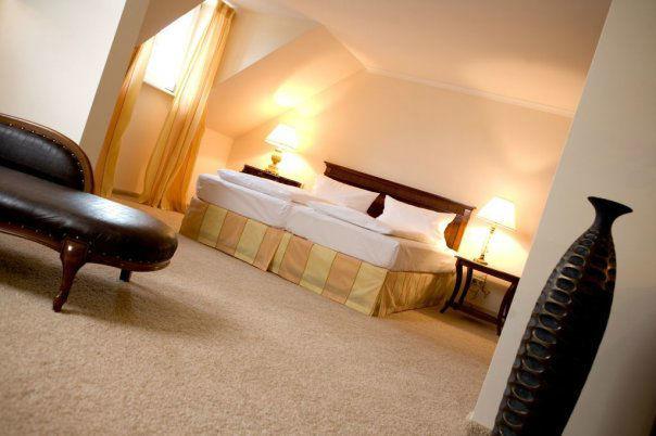 Beispiel: Grand Suite, Foto: Schloss Reinach.