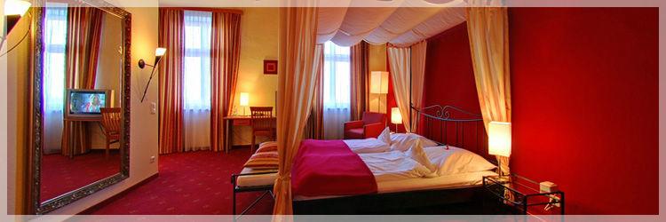Beispiel: Hotelzimmer, Foto: Altstadt-Hotel Zieglerbräu.