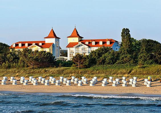 Beispiel: Das Hotel, Foto: Travel Charme Strandhotel Zinnowitz.