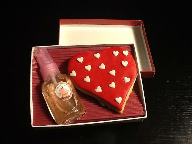 Kit São Valentine,