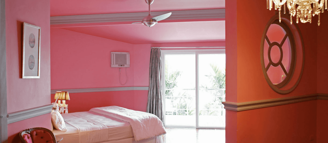La Suite Boutique Hotel by Dussol - The Pink Suite