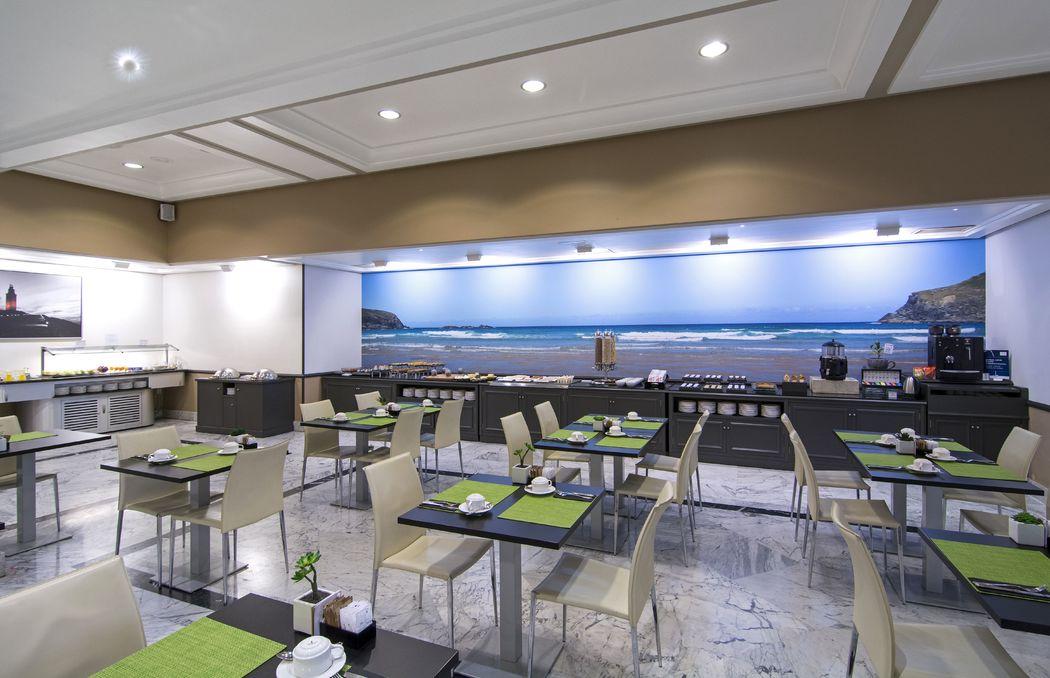Salón de Desayuno Buffet O´Toxo