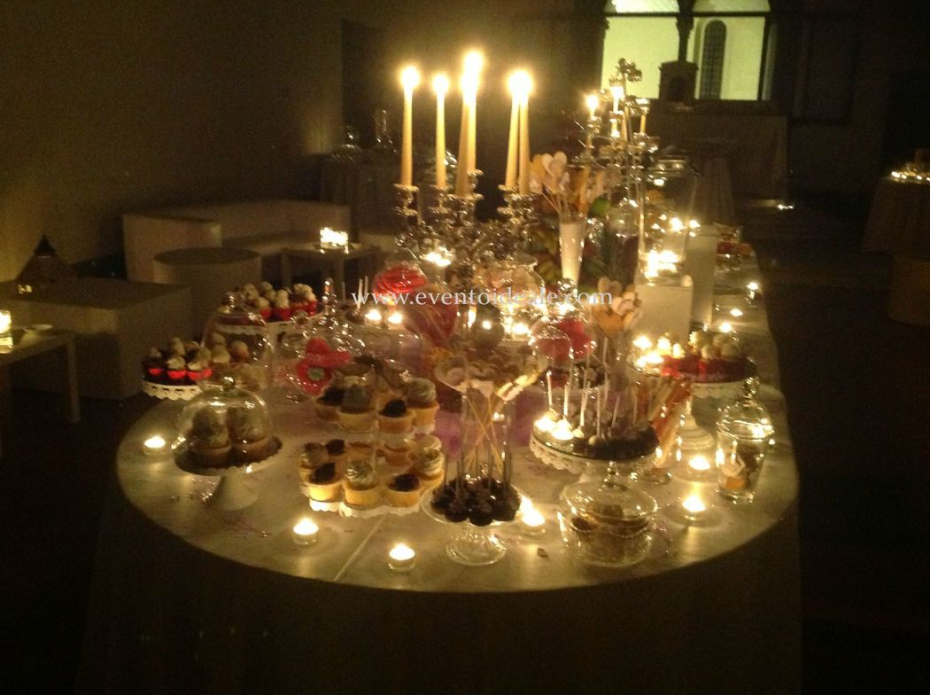 Evento Ideale: Candy table