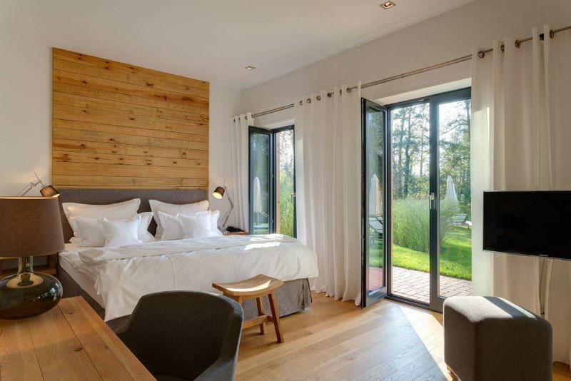 Beispiel: Hotelzimmer, Foto: Hotel Strandhaus.