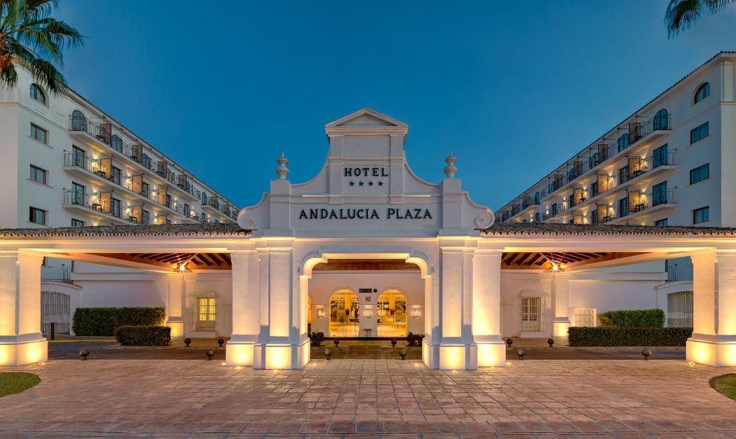 H10 Andalucia Plaza - Exterior