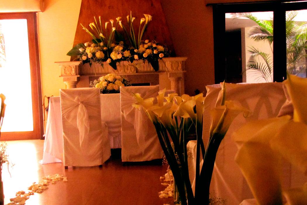 Salón Francés - Restaurante Angus Brangus