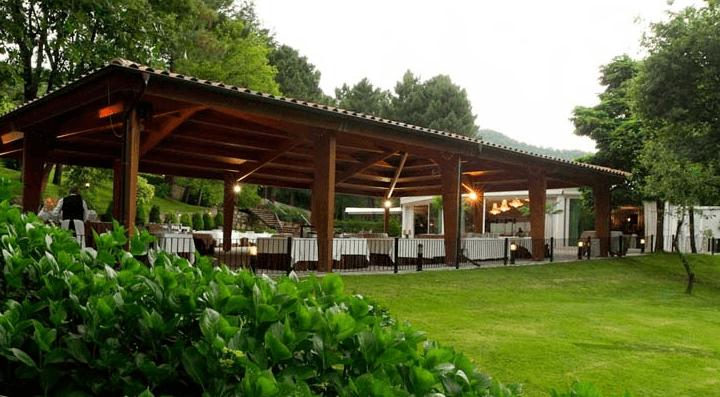 Salón de Boda Garden Pavellón