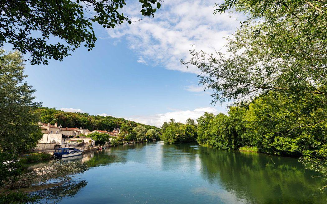 Vue sur la Charente - Cadre idéal pour un beau mariage