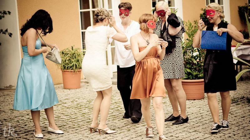 Beispiel: Fotos von der Trauungszeremonie, Foto: Hochzeits- & Eventfotografie Tilo Kemnitz.