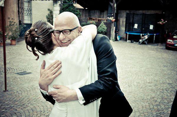 Beispiel: Zeremonie, Foto: Ihr Hochzeitsredner Gunter Mehler.