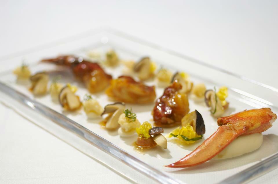 Beispiel: Lassen Sie sich kulinarisch verwöhnen, Foto: Bülow Palais.
