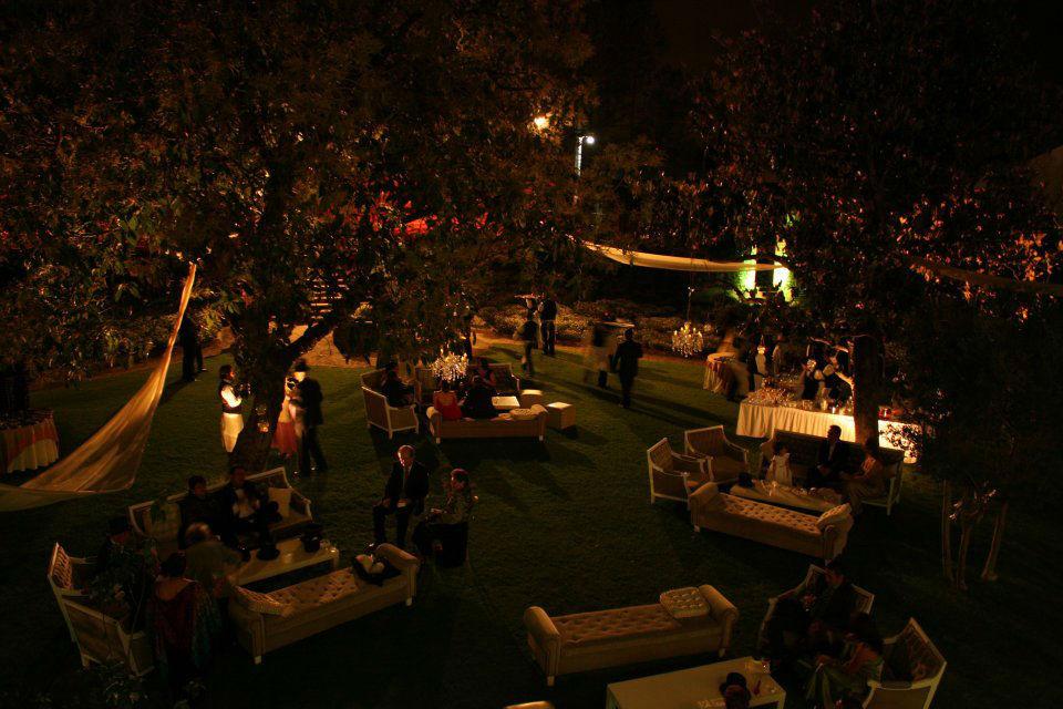 Ex Fábrica La Carolina, lugar de eventos en Atlixco, Puebla