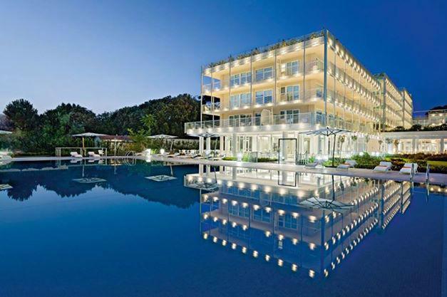 Beispiel: Luxus-Hotel, Foto: Thomas Cook.