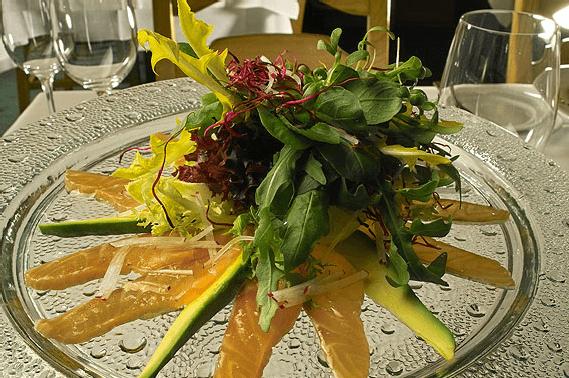 Beispiel: Gastronomie, Foto: Landgasthof Adler Grüningen.