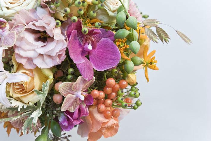 Beispiel: Blumenfreude pur, Foto: Blumen Maarsen.