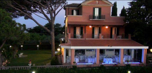 Villa Elvira Vaselli Ricevimenti - Fronte