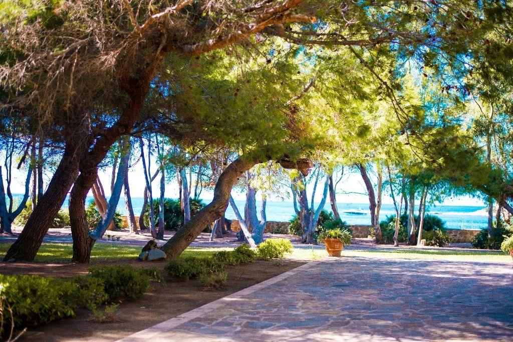 Villa Sirena - Private Grounds