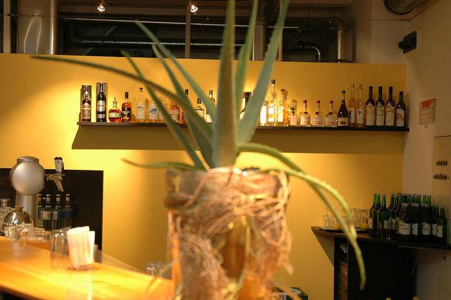 Beispiel: Bar, Foto: Alter Mühle Langenthal.