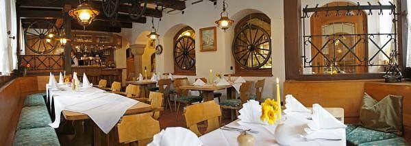 Beispiel: Restaurant, Foto: Hoffmannhaus Fallersleben.