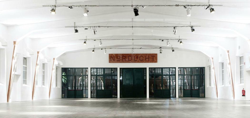 Beispiel: Eingangsbereich, Foto: Nordlicht Events.