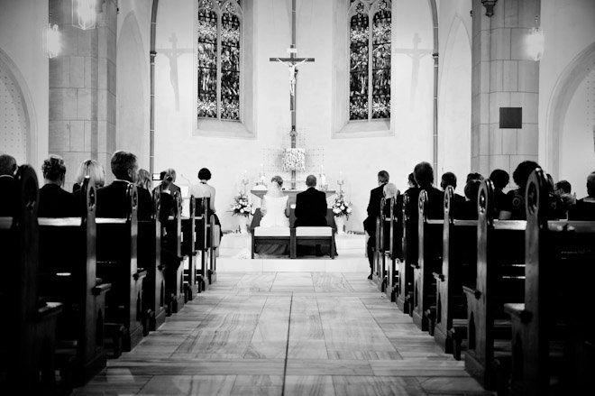 Beispiel: Fotos von der Trauzeremonie, Foto: Fotomanufaktur Wessel.