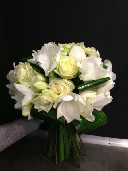 Bouquet blanc  - Emilien Coralie