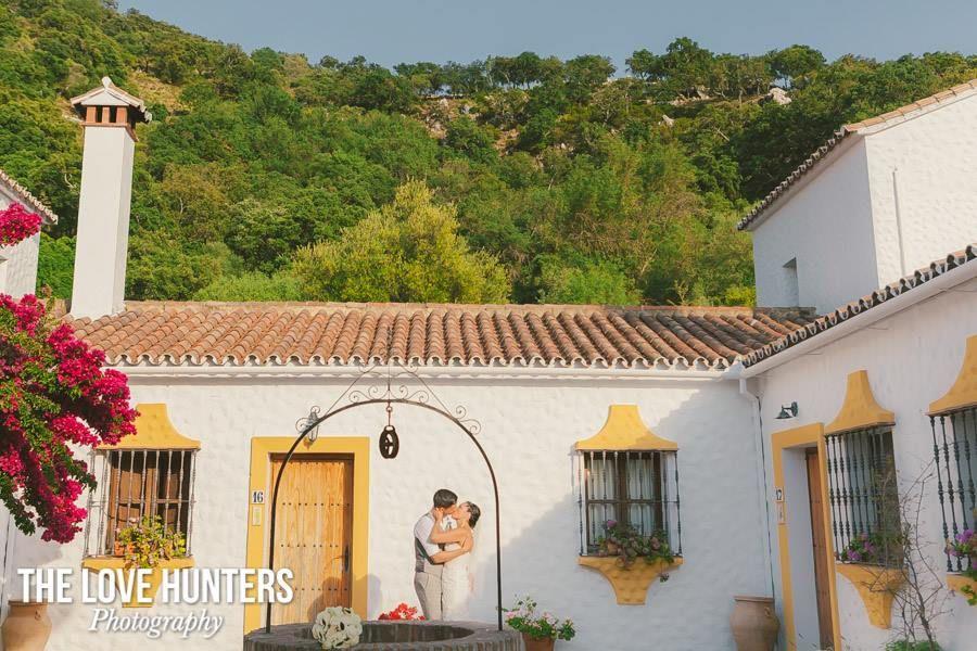 The Love Hunters