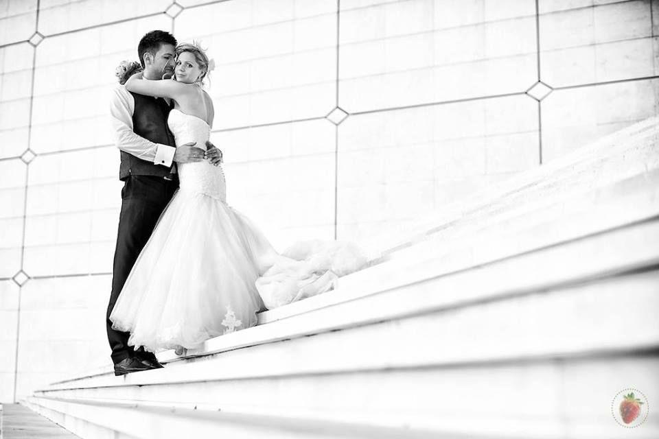 Beispiel: Paar-Shooting, Foto: Erdbeerkunst Hochzeitsfotografie.