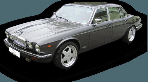 Beispiel: Jaguar XJ12 Sovereign, Foto: FritzCar Oldtimer-Limousinenservice.