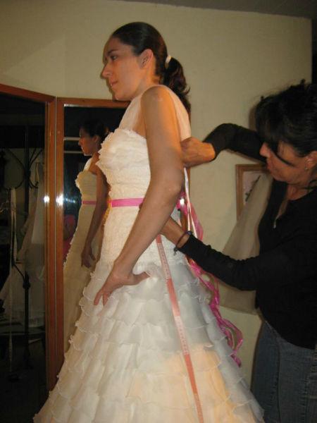 Tintorería especializada en vestidos de novia, Specialty Cleaners Guadalajara