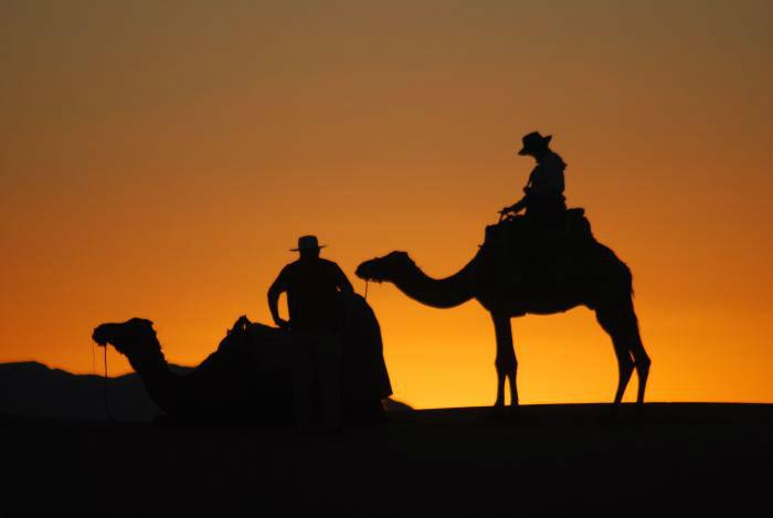 Il Silenzio del Deserto