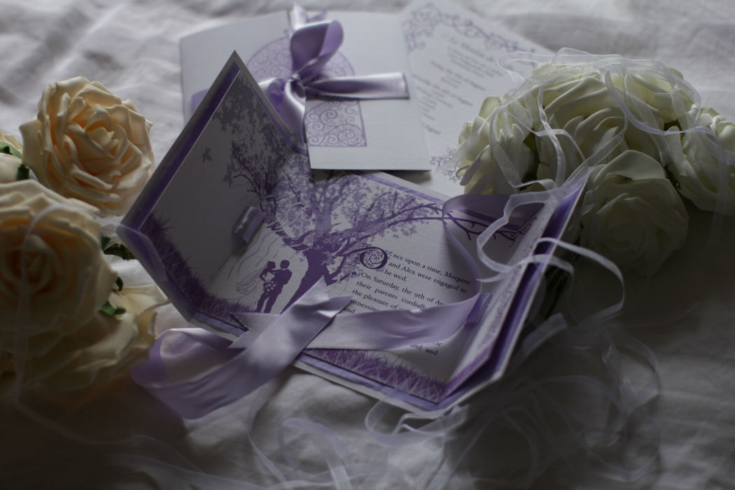 Faire part by French Wedding Belles