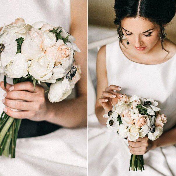 Букет невесты Свадьба Elegant Wedding Shooting