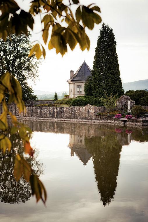 Beispiel: Umgebung, Foto: Schloss Münchhausen.