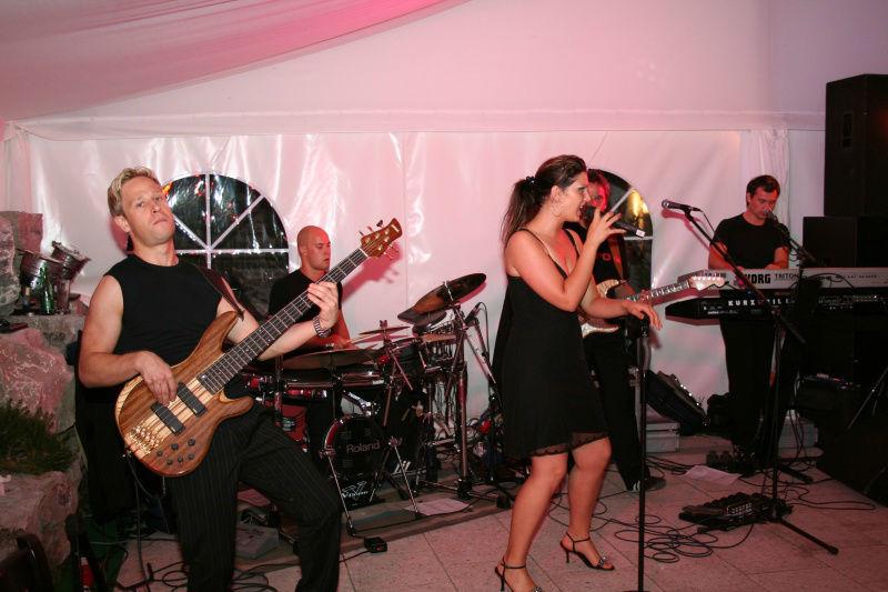 Beispiel: Musikalisches Rahmenprogramm, Foto: Bellas Hochzeitsservice.