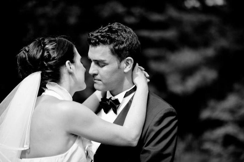 Beispiel: Romantisch Hochzeitsfotos, Foto: Fotomanufaktur Wessel.