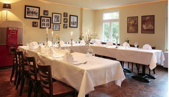 Beispiel: Clubraum, Foto: Schlossgarten.
