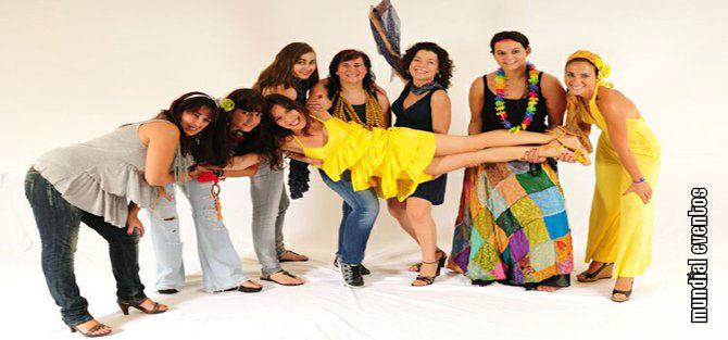 Foto: Mundial Eventos ® – Festas à sua medida ®:Book Fotográfico: Noiva + Grupo