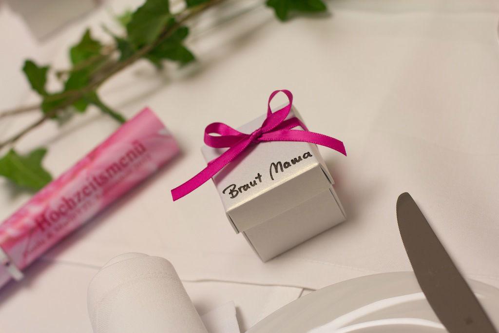 Beispiel: Kleine Details, Foto: Most Special Wedding.